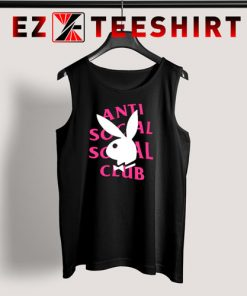 Anti Social Social Club Playboy Tank Top