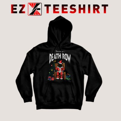 Awesome Death Row Records Christmas Hoodie
