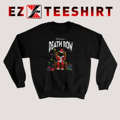 Awesome Death Row Records Christmas Sweatshirt