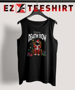 Awesome Death Row Records Christmas Tank Top