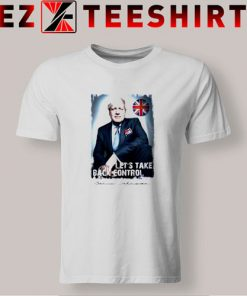 Boris Johnson BREXIT Tshirt