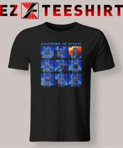 Disney Hercules Hades Emotions T-Shirt
