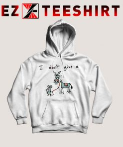 I Don't Give A Rat's Hoodie