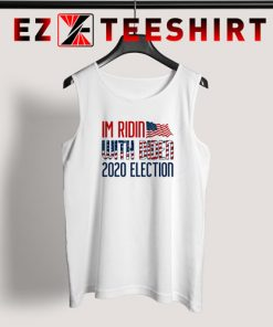 I'm Ridin with Biden 2020 Election Tank Top