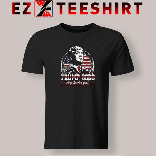 Keep America Great Donald Trump 2020 Tshirt