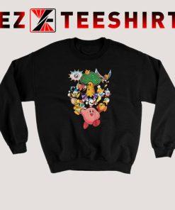 Kirby Gang Black Sweatshirt 247x296 - EzTeeShirt Ezy Buy Clothing Store