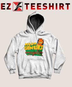 Neon Genesis Evangelion Garfield Hoodies 247x296 - EzTeeShirt Ezy Buy Clothing Store