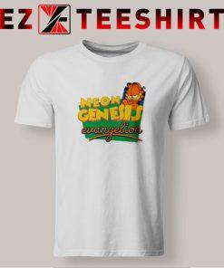 Neon Genesis Evangelion Garfield Tshirt 247x296 - EzTeeShirt Ezy Buy Clothing Store