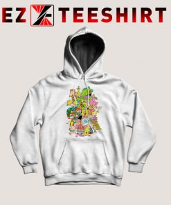 Nickelodeon Cartoons Combo Hoodies
