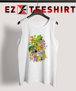 Nickelodeon Cartoons Combo Tank Top 247x296 - EzTeeShirt Ezy Buy Clothing Store