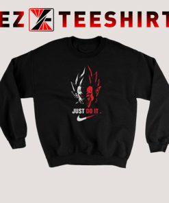 Nike Just Do It Vegeta Sweatshirt 247x296 - EzTeeShirt Ezy Buy Clothing Store