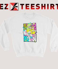 Old School Nickelodeon Cartoons Sweatshirt 247x296 - EzTeeShirt Ezy Buy Clothing Store