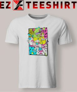 Old School Nickelodeon Cartoons T-Shirt