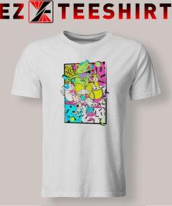 Old School Nickelodeon Cartoons T-Shirt