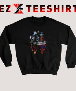 Pixar's Onward Water Shadow Spider Man Sweatshirt