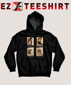 Renaissance Ninja Artist Hoodies 247x296 - EzTeeShirt Ezy Buy Clothing Store