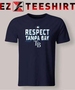 Respect Tampa Bay Ray T-Shirt