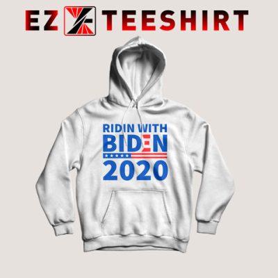 Ridin With Biden 2020 Hoodie