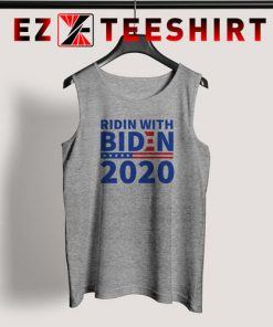 Ridin With Biden 2020 Tank Top