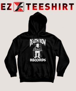 Ripple Junction Death Row Records Hoodie