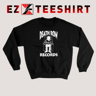Ripple Junction Death Row Records Sweatshirt