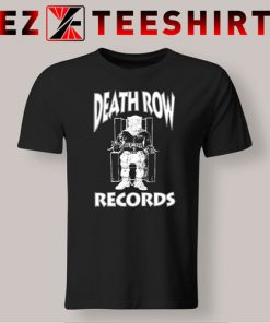 Ripple Junction Death Row Records T-Shirt