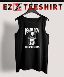 Ripple Junction Death Row Records Tank Top
