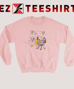 Roseanne Chicken Sweatshirt