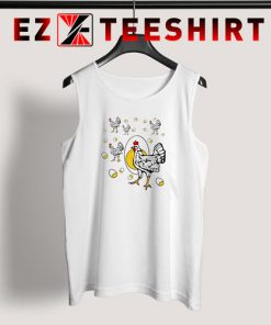 Roseanne Chicken Tank Top 247x296 - EzTeeShirt Ezy Buy Clothing Store