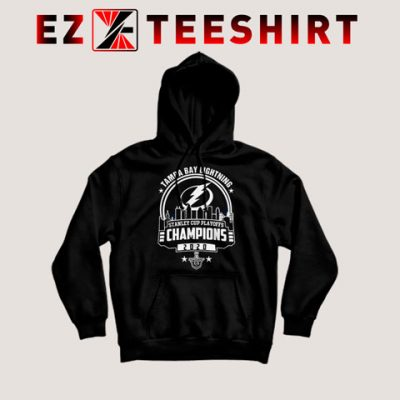 Tampa Bay Lightning Stanley Cup Champions 2020 Hoodie