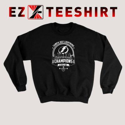 Tampa Bay Lightning Stanley Cup Champions 2020 Sweatshirt