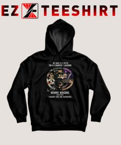 The Man The Myth True Country Legend Kenny Rogers 1938 2020 Hoodies