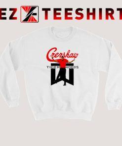 Tiger Woods Crenshaw Golf Sweatshirt