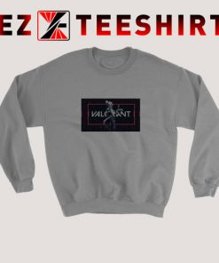 Valorant Video Game Sweatshirt