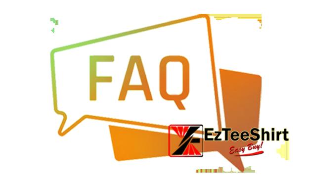 faq wallpaper frequently ask question ezteeshirt - FAQ