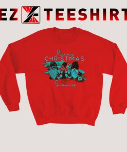 Merry Christmas Gnomies Sweatshirt