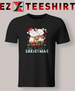 Cats Santa Hat Ugly Christmas T Shirt 247x296 - EzTeeShirt Ezy Buy Clothing Store