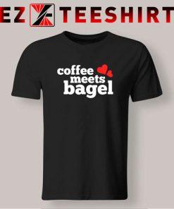 Coffee Meets Bagel T-Shirt