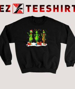 Grinch Merry Christmas Sweatshirt