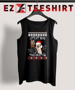 Let's Get Weird This Christmas Tank Top