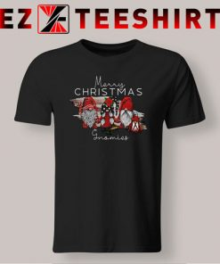 Merry Christmas Gnomies T-Shirt