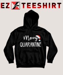 Merry Quarantine Classic Hoodie