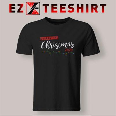 Quarantine Christmas 2020 T-Shirt
