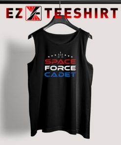 Space Force Cadet Tank Top