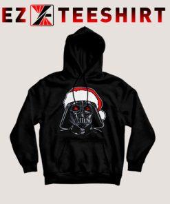 Star Wars Santa Darth Vader Sketch Christmas Hoodie