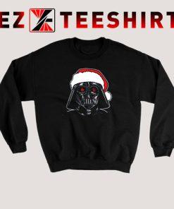 Star Wars Santa Darth Vader Sketch Christmas Sweatshirt