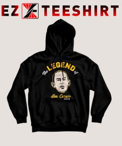 The Legend Of Alex Caruso Hoodie