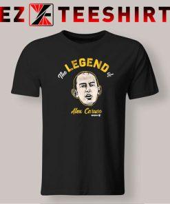 The Legend Of Alex Caruso T-Shirt