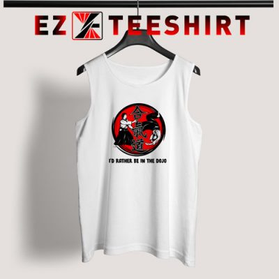 Aikido Id Rather Be In The Tank Top 400x400 - EzTeeShirt Ezy Buy Clothing Store