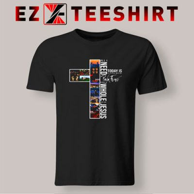 All I Need Today Is A Little Bit Of Pink Floyd And A Whole Lot Of Jesus T Shirt 400x400 - EzTeeShirt Ezy Buy Clothing Store